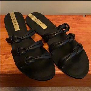 Bag & Sandals!